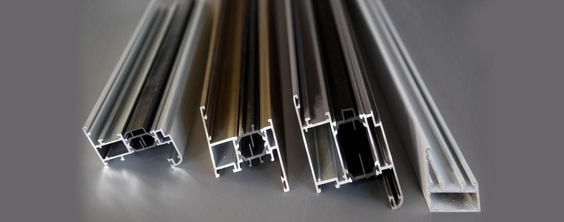 Lavori in alluminio